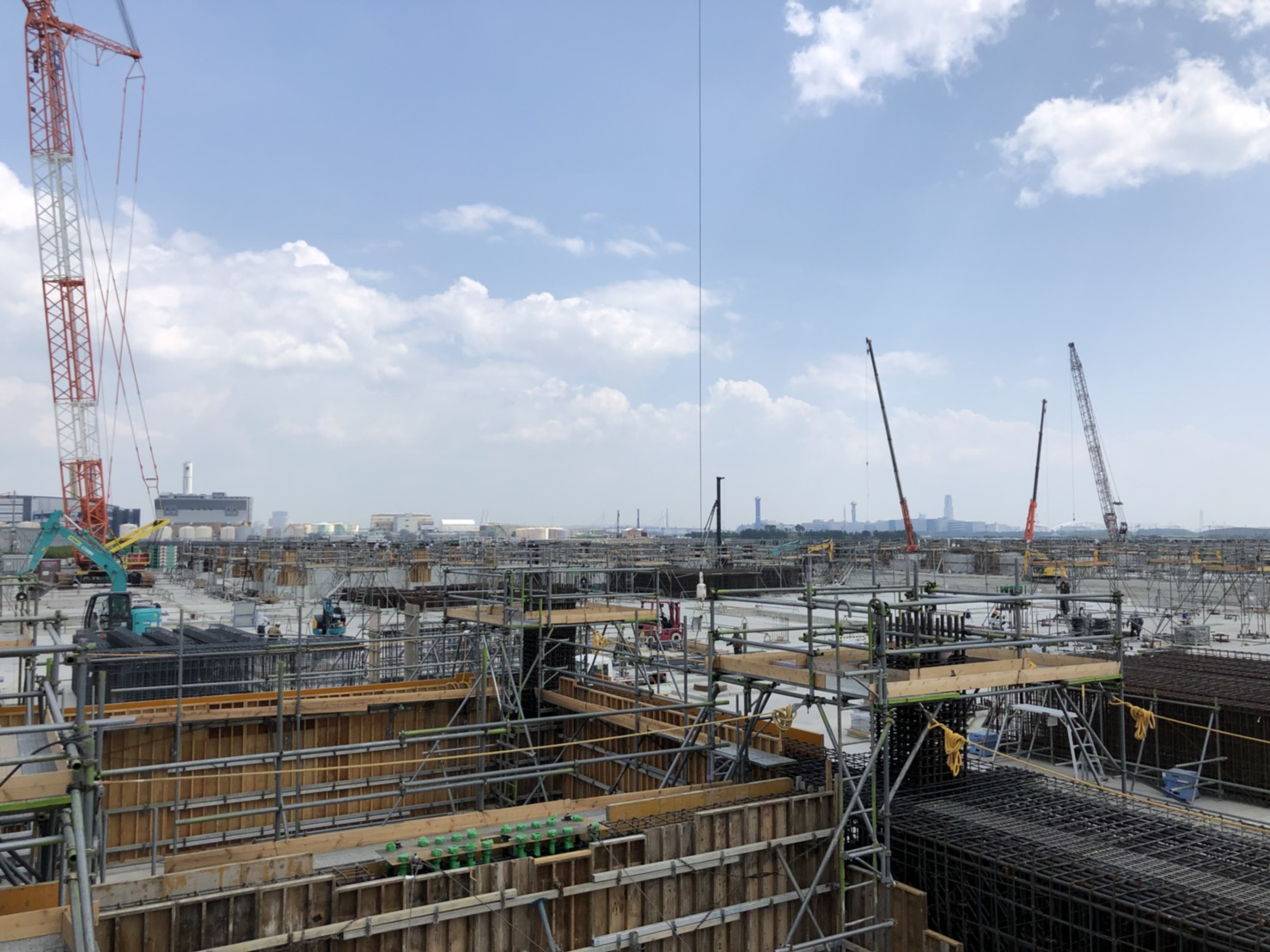 長井工業は建築鍛冶での実績と技術があります!